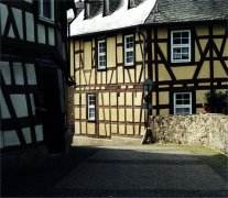 A medieval house in runkel